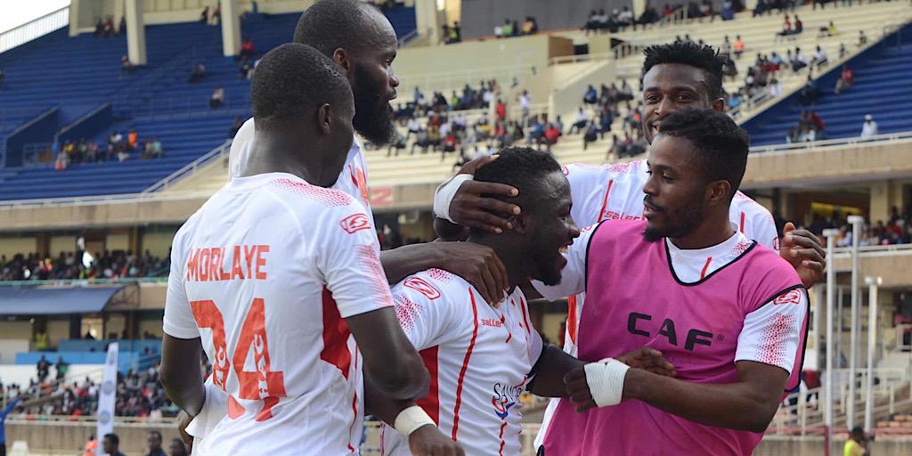 Coupe de la CAF : le Horoya bat le Bandari FC et se qualifie en phase de poule !