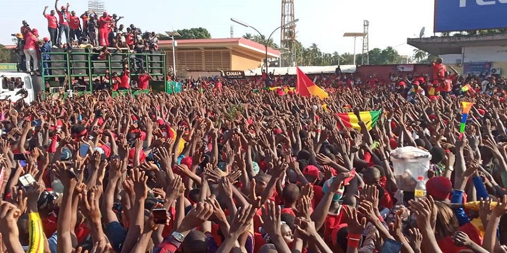 Vidéo: La journée du 26 novembre 2019 à Conakry avec le FNDC contre la reforme constitutionnelle du président Condé (Par Bangaly Steve Touré)