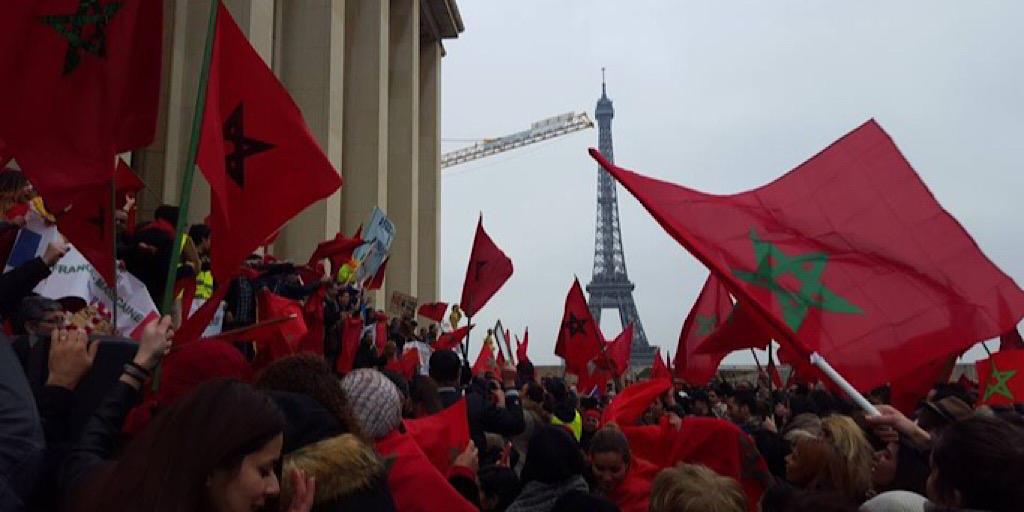 Les marocains d'Europe répondent aux traîtres