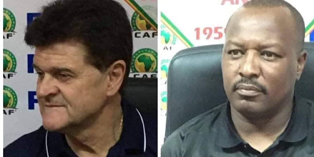 Guinée vs Namibie: Conférence d'avant match