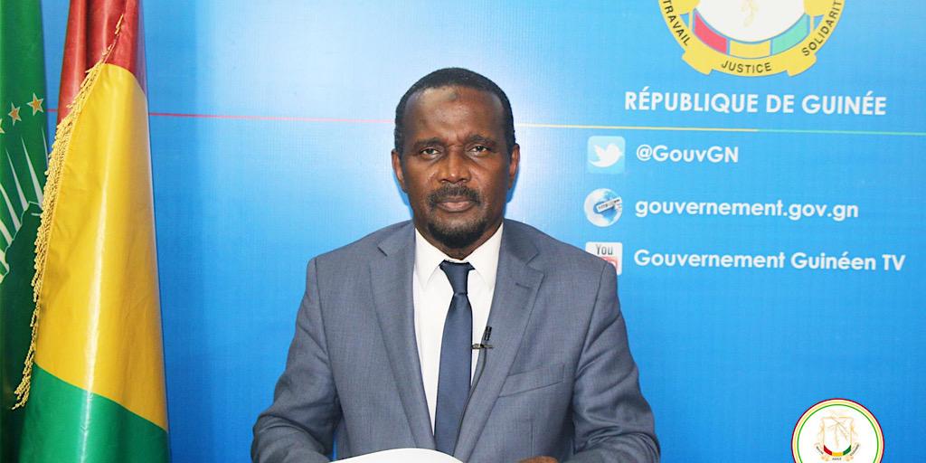 GUINÉE/COMPTE RENDU DU CONSEIL DES MINISTRES DU 07 NOVEMBRE 2019