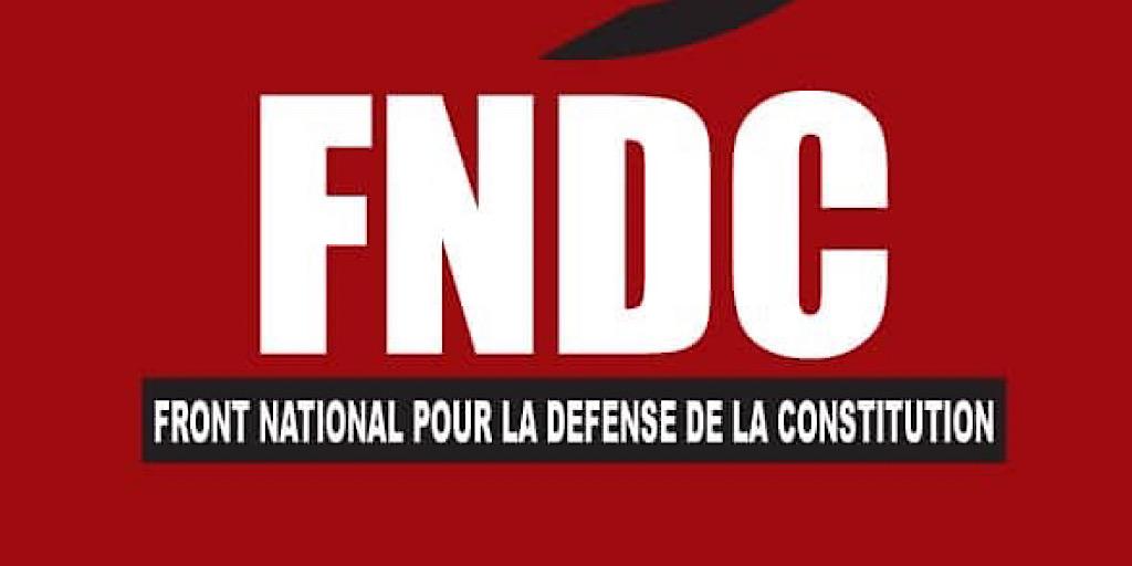 Guinée/Marche de protestation jeudi: Le FNDC demande à toute la population de Conakry de rester mobilisée…
