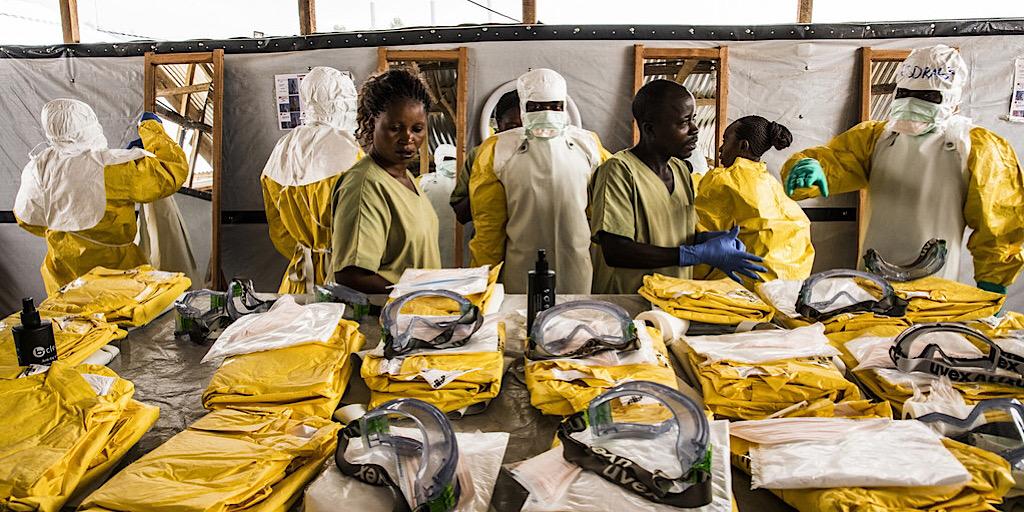 RDC – Ébola – Pays voisins: Cadre de coordination pour la «riposte»
