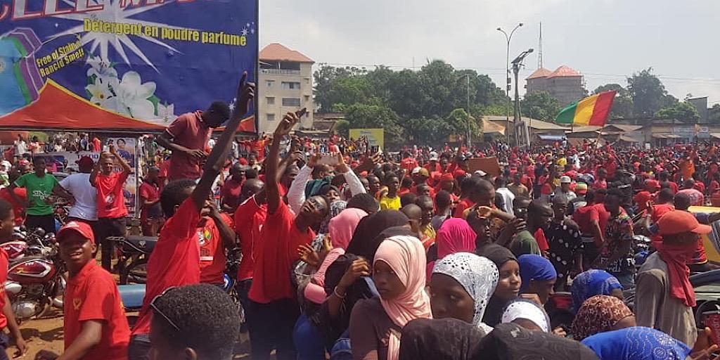 Guinée: Le FNDC déplore la répression dans le sang de cette manifestation (communiqué)