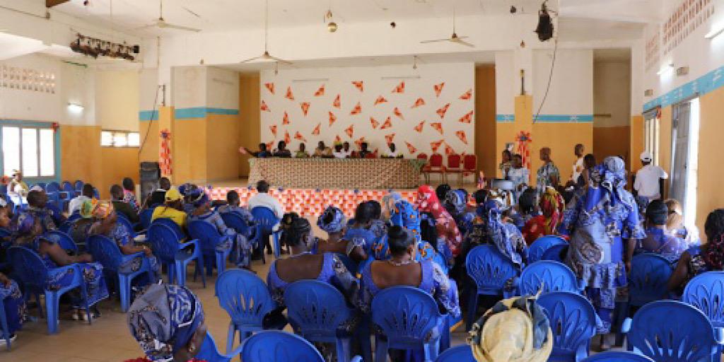 Côte d'Ivoire – Pêche – Femmes: Formation aux techniques de gestion de coopérative