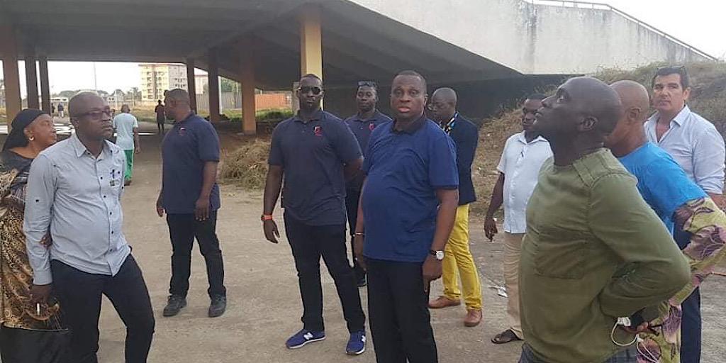 Tournoi UFOA à Conakry :Antonio SOUARE à pied d'œuvre pour sa  réussite.