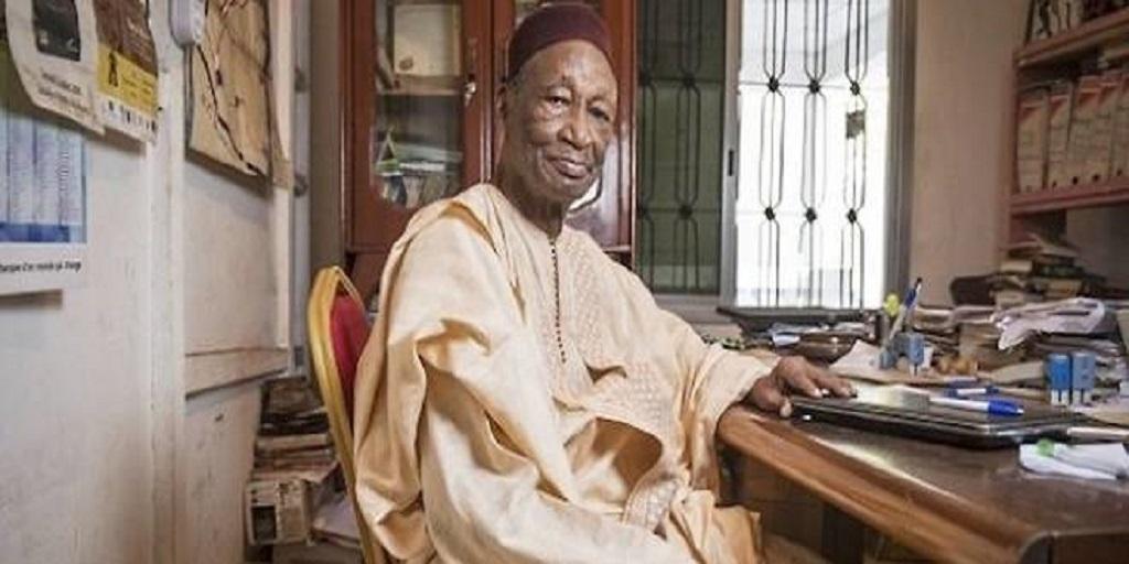 Le « Grand prix africain Yasser Arafat » remis à Djibril Tamsir Niane