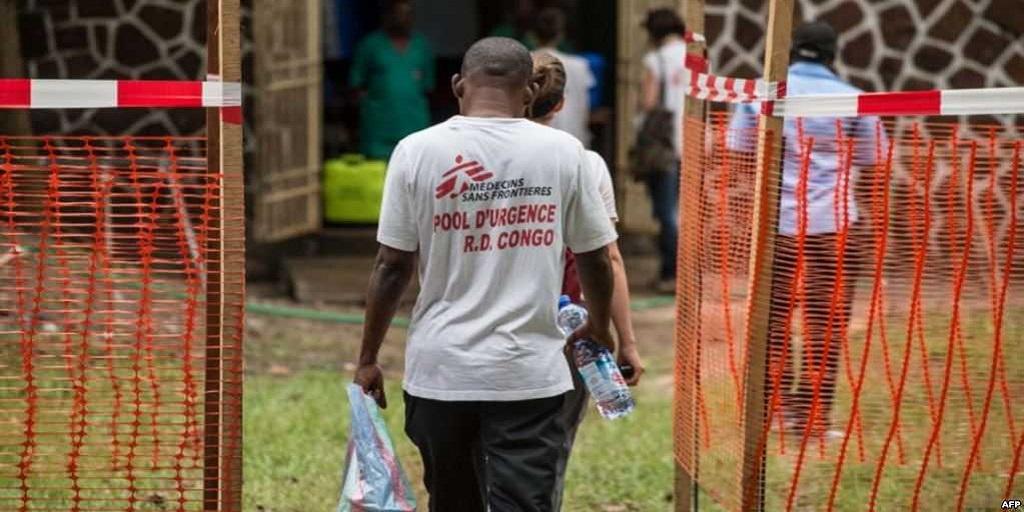 RDC – USA – Ébola: 56 millions de dollars pour contenir l'épidémie