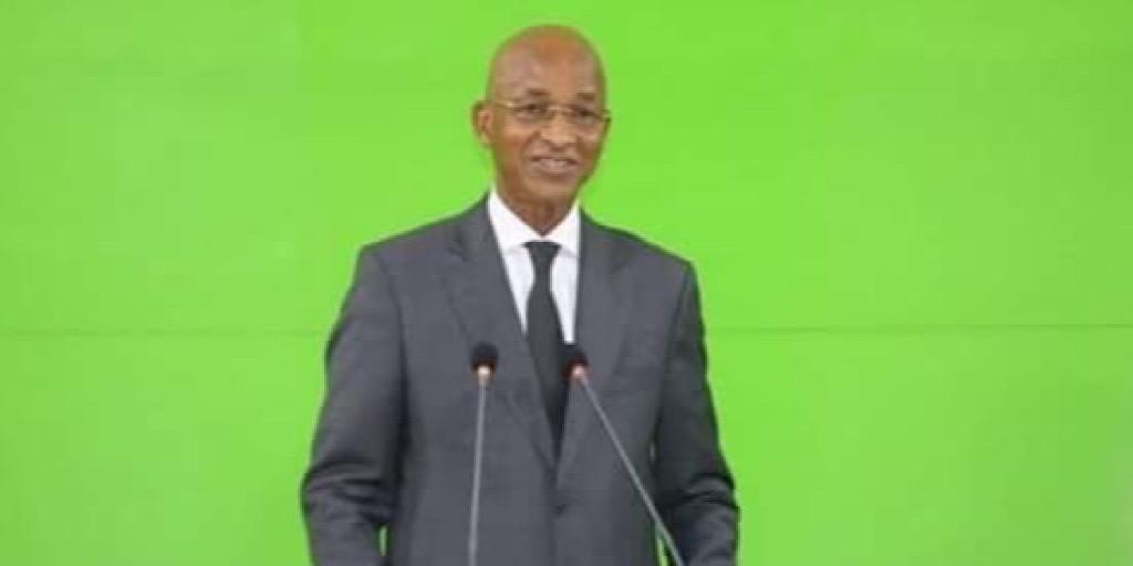 Vœux de nouvel an 2020 du président de  l'UFDG Cellou Dalein Diallo (Discours)