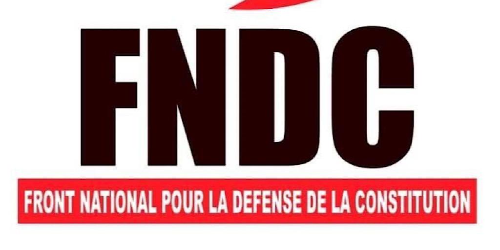 Kindia/FNDC : « Ces milliers de personnes inconnues viennent des autres Préfectures de la Basse Guinée.» (Communiqué)
