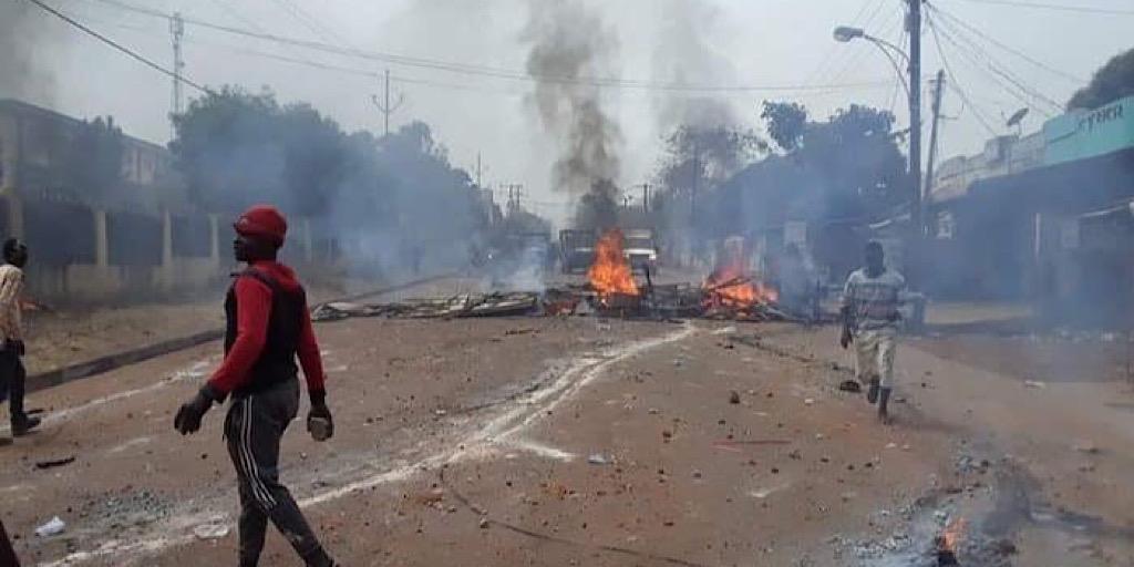 FNDC : Nous demandons à la population de Labé d'intensifier la résistance ce vendredi 24 janvier 2020 jusqu'à la satisfaction des demandes légitimes.