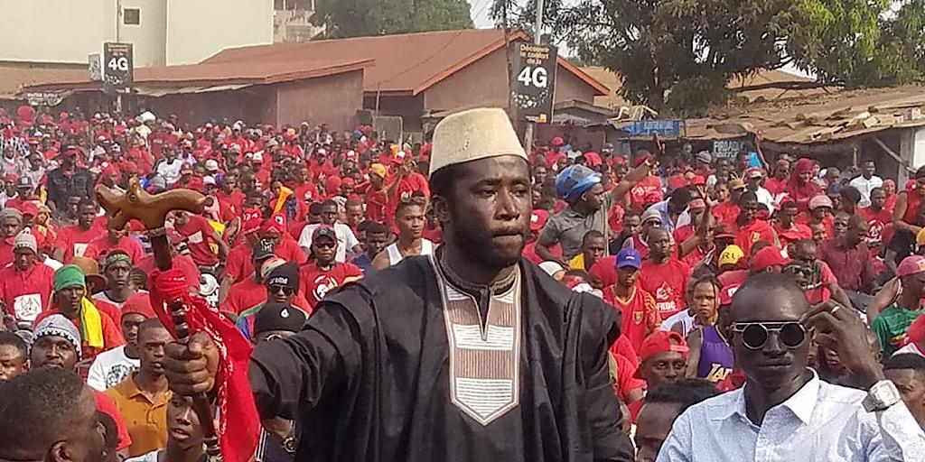 Guinée: Le FNDC dénonce l'arrestation de Elie Kamano à Gueckedou