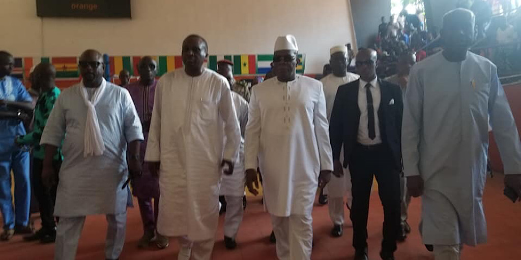Symposium de feu Aboubacar Camara Mbobo