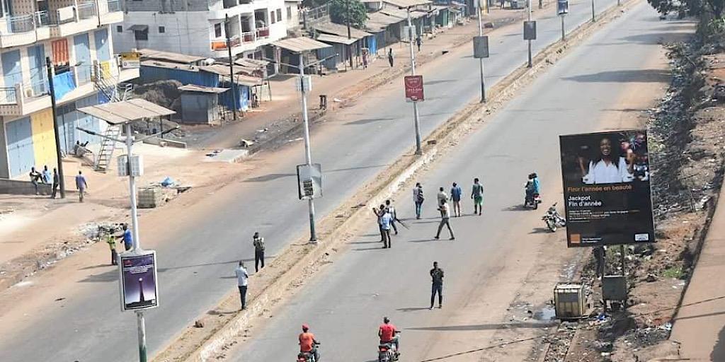 Guinée/Protestation du FNDC : la situation…