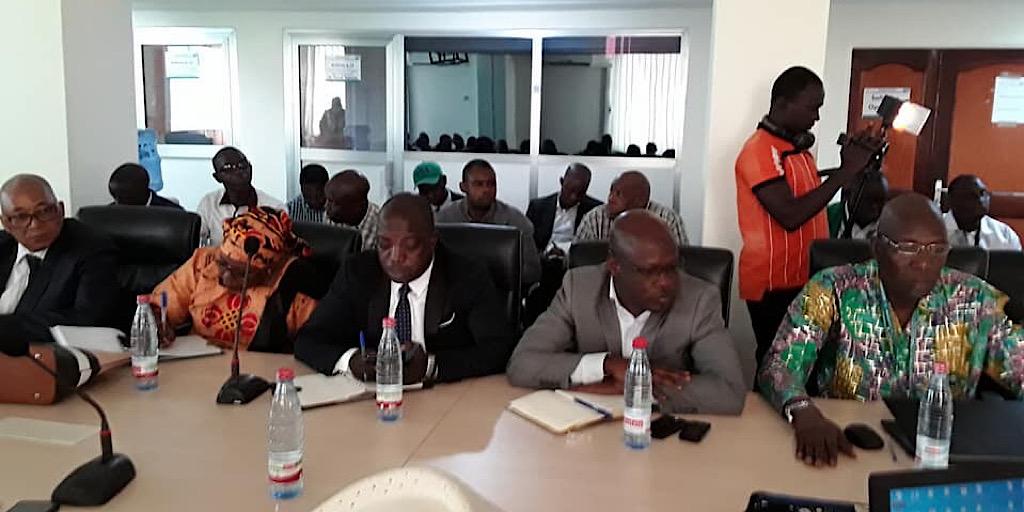 Le Ministére de la Santé à la recherche des voies et moyens pour trouver des pistes de solutions face aux risques de propagation du coronavirus en Guinée.