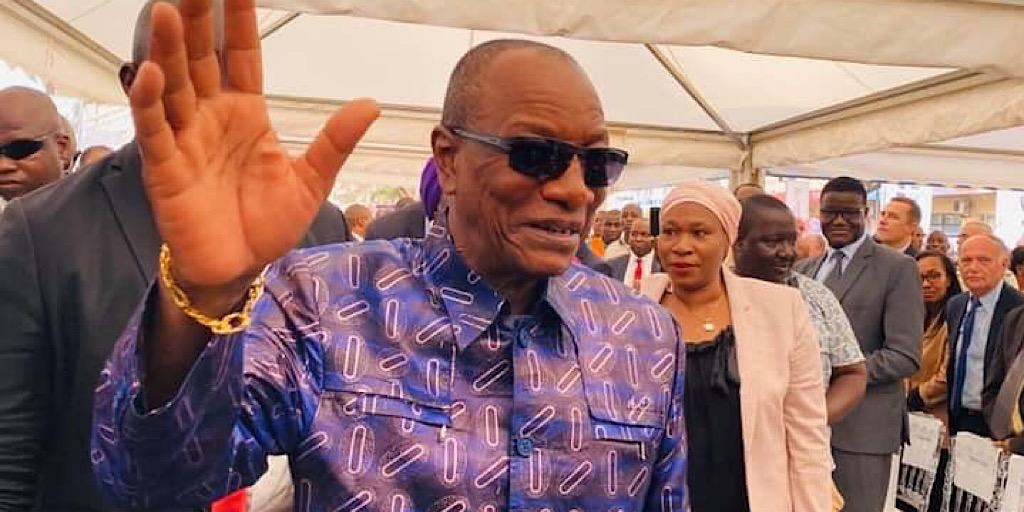Guinée/«Il faut éviter en Guinée un débat politico-politicien basé sur l'ethnocentrisme», dixit Pr Alpha CONDÉ