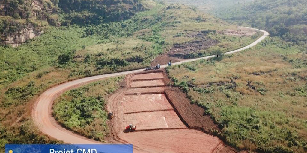 Route Coyah-Mamou-Dabola : Plan du maintien de la circulation du PK0+00 (Coyah) au PK5+00 (Pont KK)