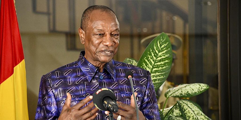 GUINÉE/LE PIÈGE DU PRÉSIDENT DE LA CENI CONTRE ALPHA CONDÉ ( Par Mandian Sidibé)