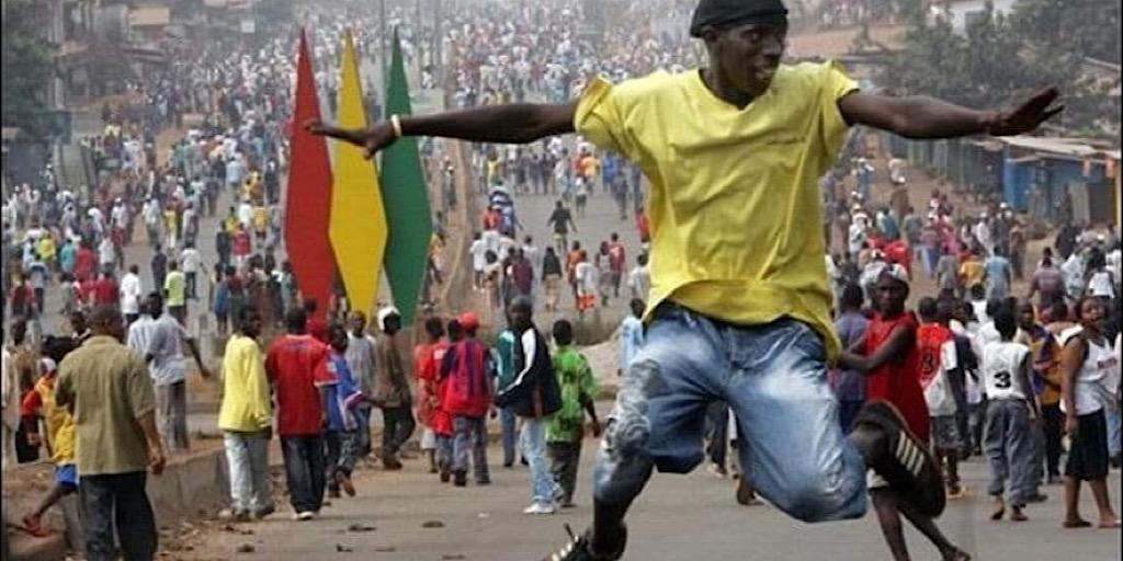 22/01/2007-22/01/ 2020 : 13 ans jours pour jours les Guinéens par une même voix disaient non à la mauvaise gouvernance…