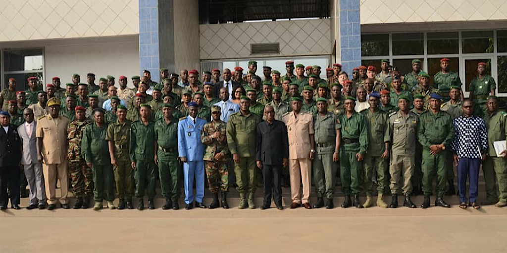 Conakry: Dr. Mohamed Diané, « nous allons mener à terme le processus de recrutement au sein des Forces armées guinéennes entamé l'année dernière»