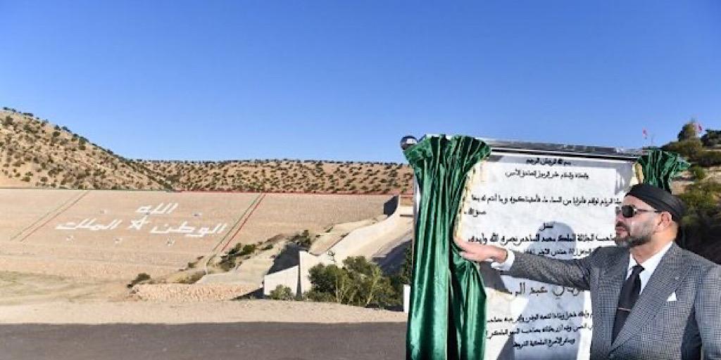 Lancement d'importants projets sociaux-économiques par le Roi Mohammed VI dans la Province d'Essaouira.