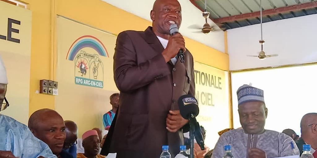 AG du RPG: Amadou Camara, «il ne faut pas qu'on se laisse surprendre»