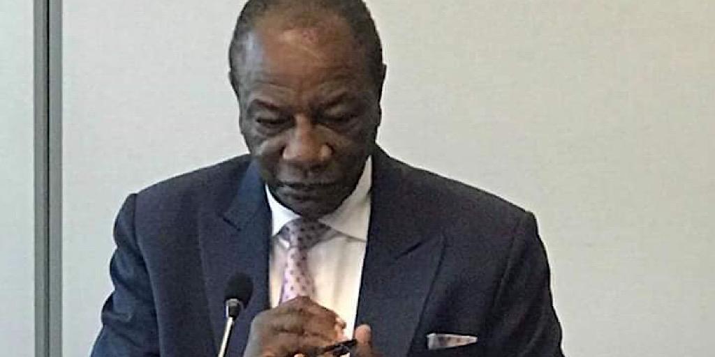 Lettre ouverte au président Alpha CONDÉ ( Par Aissatou Chérif Baldé)