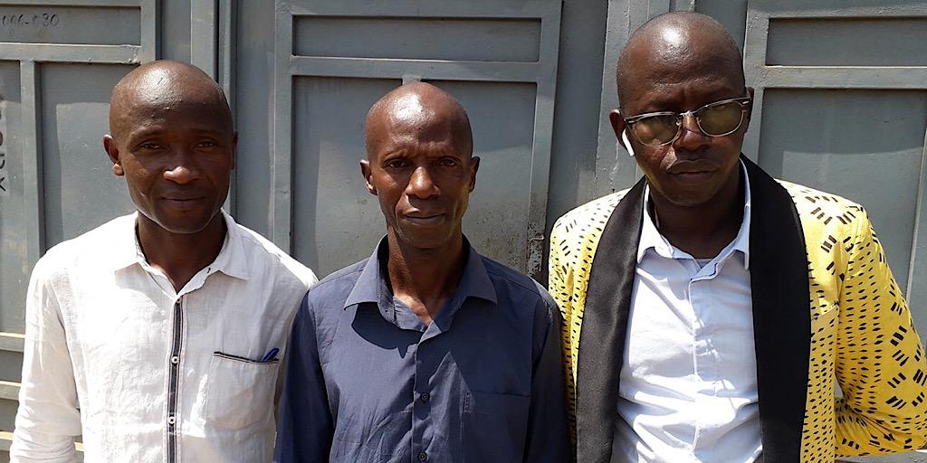 DÉCÈS D'ATEPH CHALOUB : Les représentants de la FÉGUIFOOT et du président Mamadou Antonio Souaré étaient dans la famille Chaloub à dixinn !