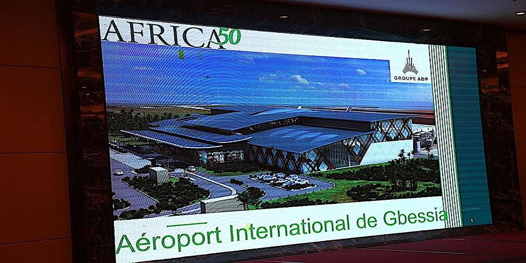 Guinée : 120 millions d'euros pour moderniser l'aéroport international de Conakry