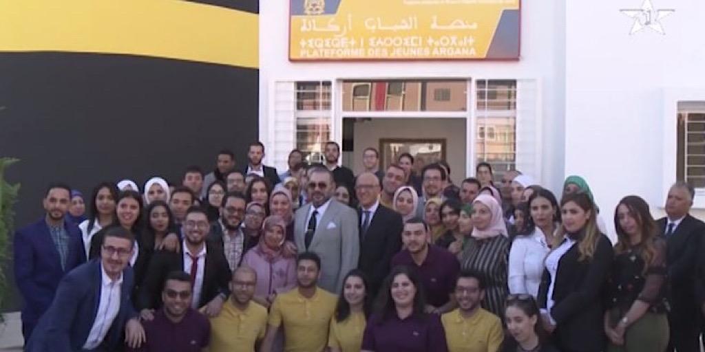 La Commune d'Ait Melloul mise à l'honneur par le Roi du Maroc