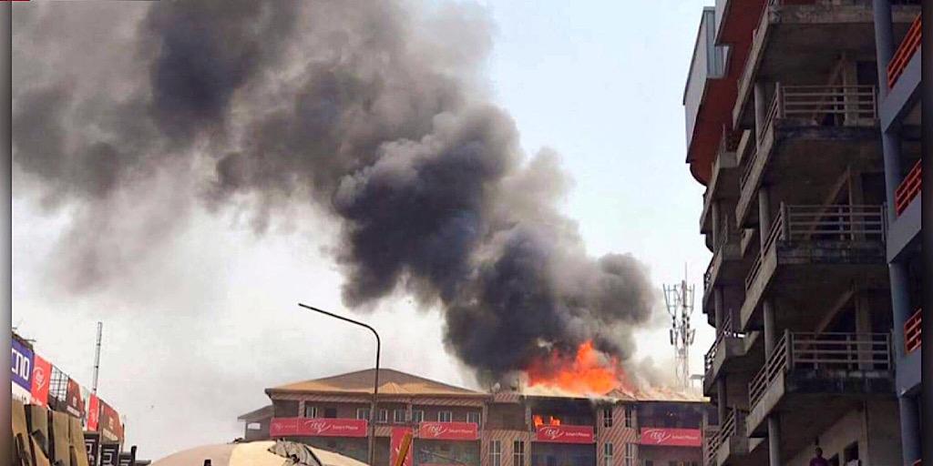 Incendie à Madina et à Yattaya: Les précisions du ministère de la sécurité…