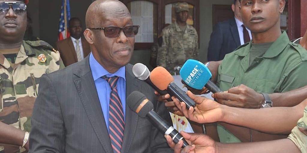Guinée/Des tirs au Camp Alpha Yaya Diallo: les explications du ministère de la Défense
