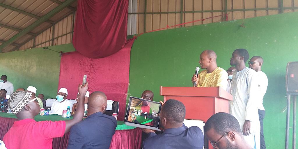 Guinée/FNDC: une agente des services des renseignements se faisant passer pour une journaliste s'est introduite dans la cour.(communiqué)