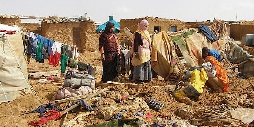 Etat de Siège à Tindouf (Algérie) en raison d'une épidémie de coronavirus