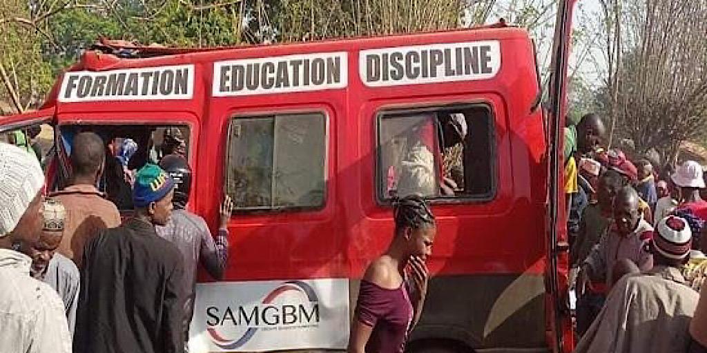 Accident de Timbo : Le bilan est de huit (08) morts et dix-neuf (19) blessés dont dix-sept (17) grièvement.