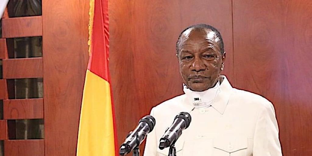 Guinée/Covid19 : les lieux de culte (mosquées et églises) sont fermés pour une durée de quatorze (14) jours (Alpha Condé)